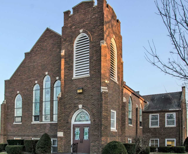 Stavanger Lutheran Church Steps Up