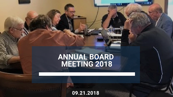 Annual Board Meeting 2018