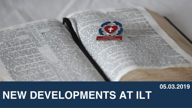 New Developments at ILT