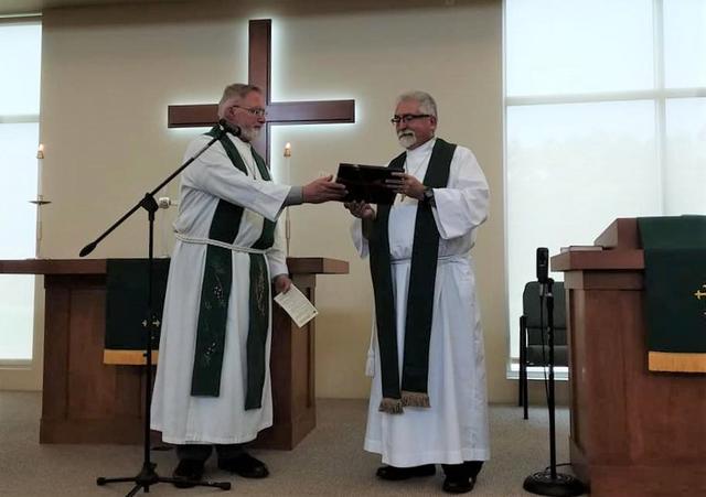 Pastoral Ministry Graduate: Gary DeSha