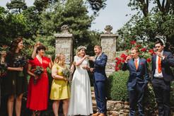 Outsode wedding ceremonies