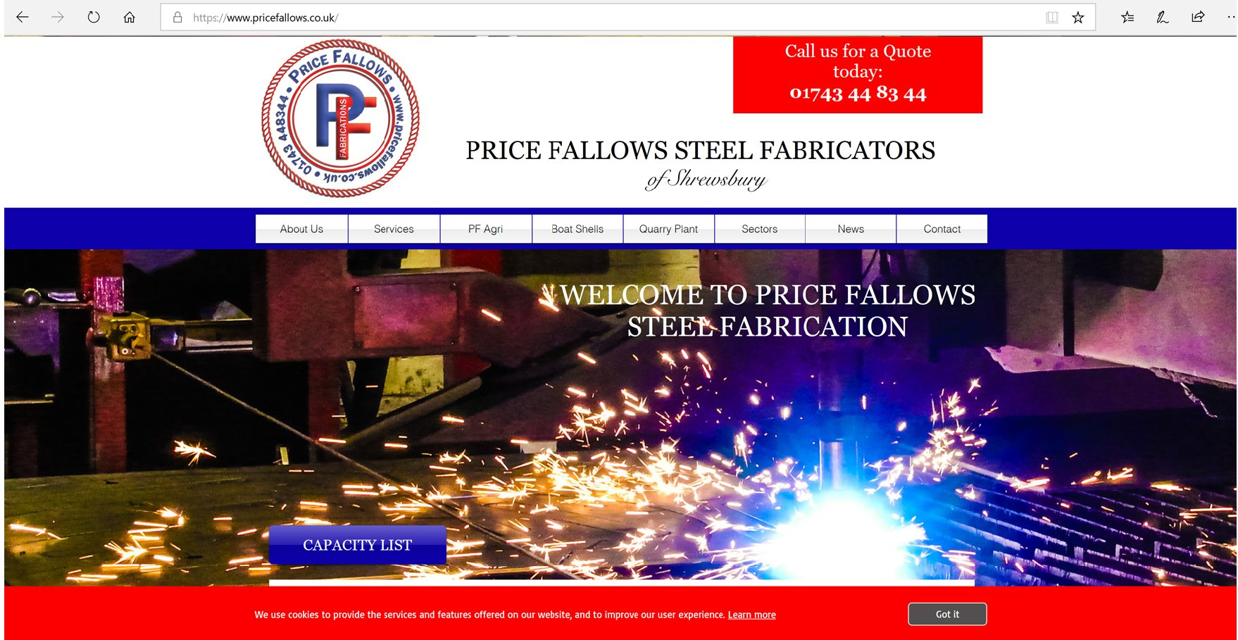 Price Fallows