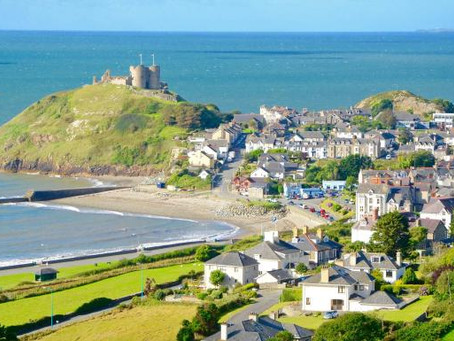 The History of Criccieth in a Nutshell