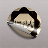 Twisted BorderFoiled Sticker.png