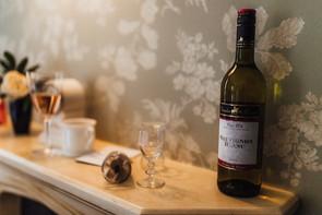 Wine on Mantal