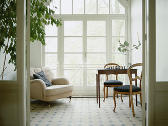 The benefits of natural light at home