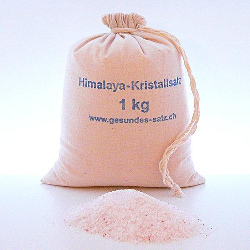 Hiamalaya-Kristallsalz 1000g fein