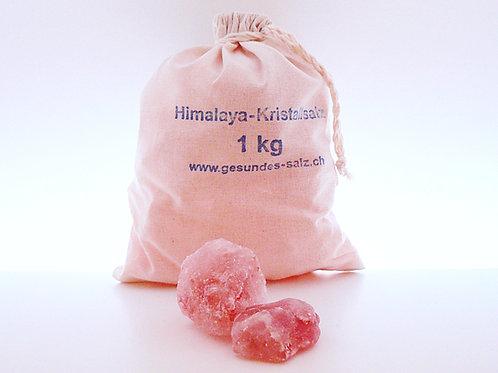 Hiamalaya-Kristallsalz 1000g Brocken