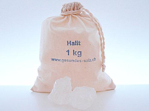 Hiamalaya-Kristallsalz 1000g Halit Brocken