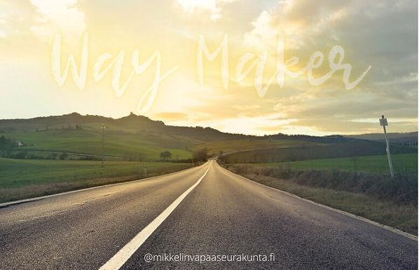 Jumala tekee töitä lakkaamatta!
