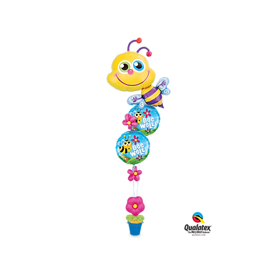 Bee Kind Balloon Bouquet For Any Occasion