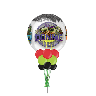 Teenage Mutant Ninja Turtles- Bubble Party Pole