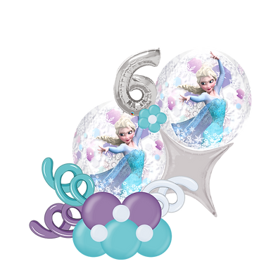 Disney Frozen Balloon Marquee Gift