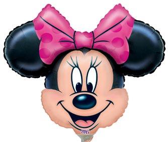 Minnie Mouse Mylar