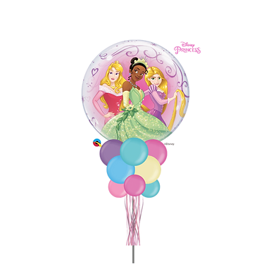 Disney Princess Bubble Party Pole