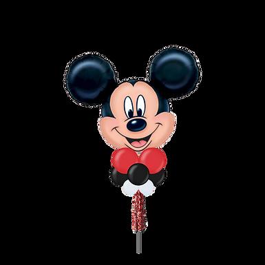 Jumbo Party Pole- Micky Mouse