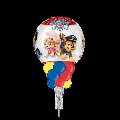 Paw Patrol Bubble Party Pole