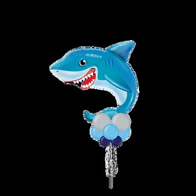 Shark Jumbo Party Pole