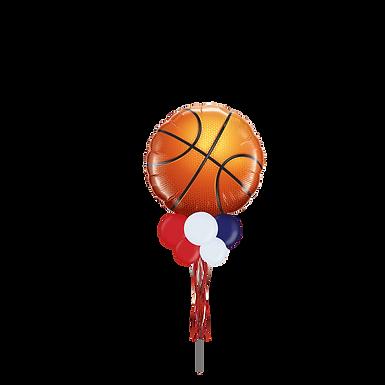 Jumbo Party Pole- Basketball