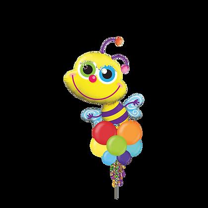 Jumbo Party Pole-Bumble Bee