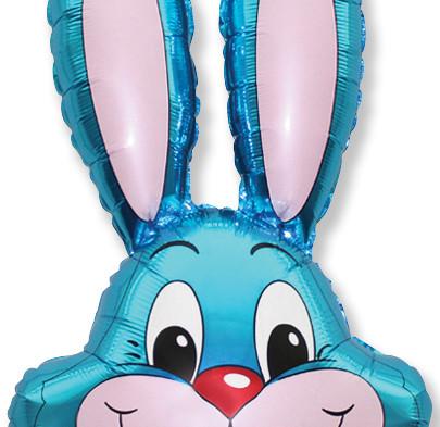 Blue-Bunny-Head