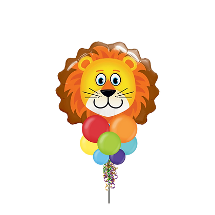 Jumbo Party Pole- Lion