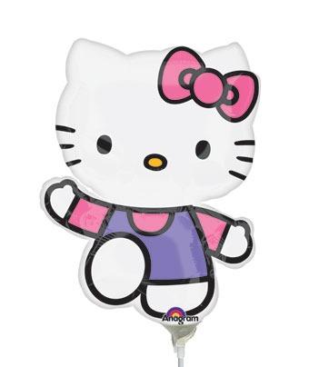 Hello Kitty Mylar