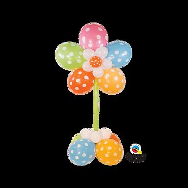 Cheerful Flower balloon