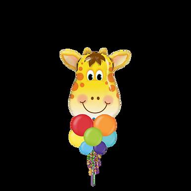 Jumbo Party Pole- Giraffe