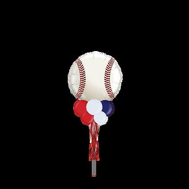 Jumbo Party Pole- Baseball