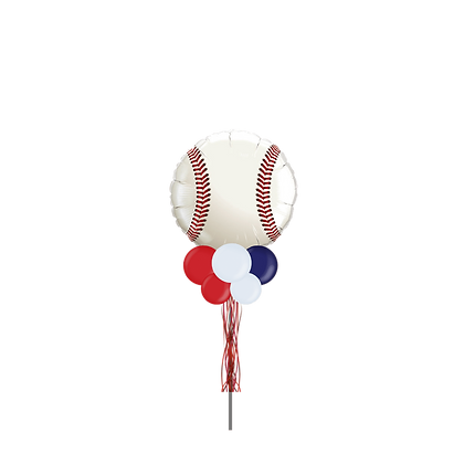 Jumbo Party Pole- Baseball