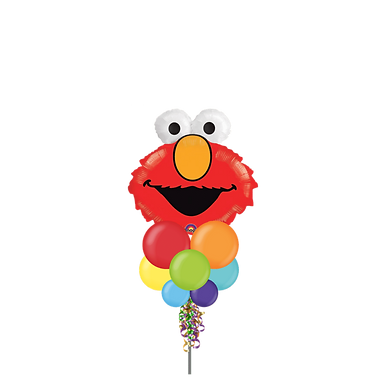 Jumbo Party Pole- Elmo