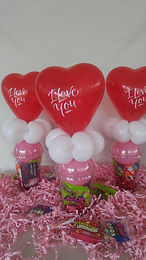 Candy Cups- printed balloon
