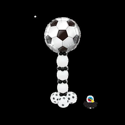 Soccer Balloon Column