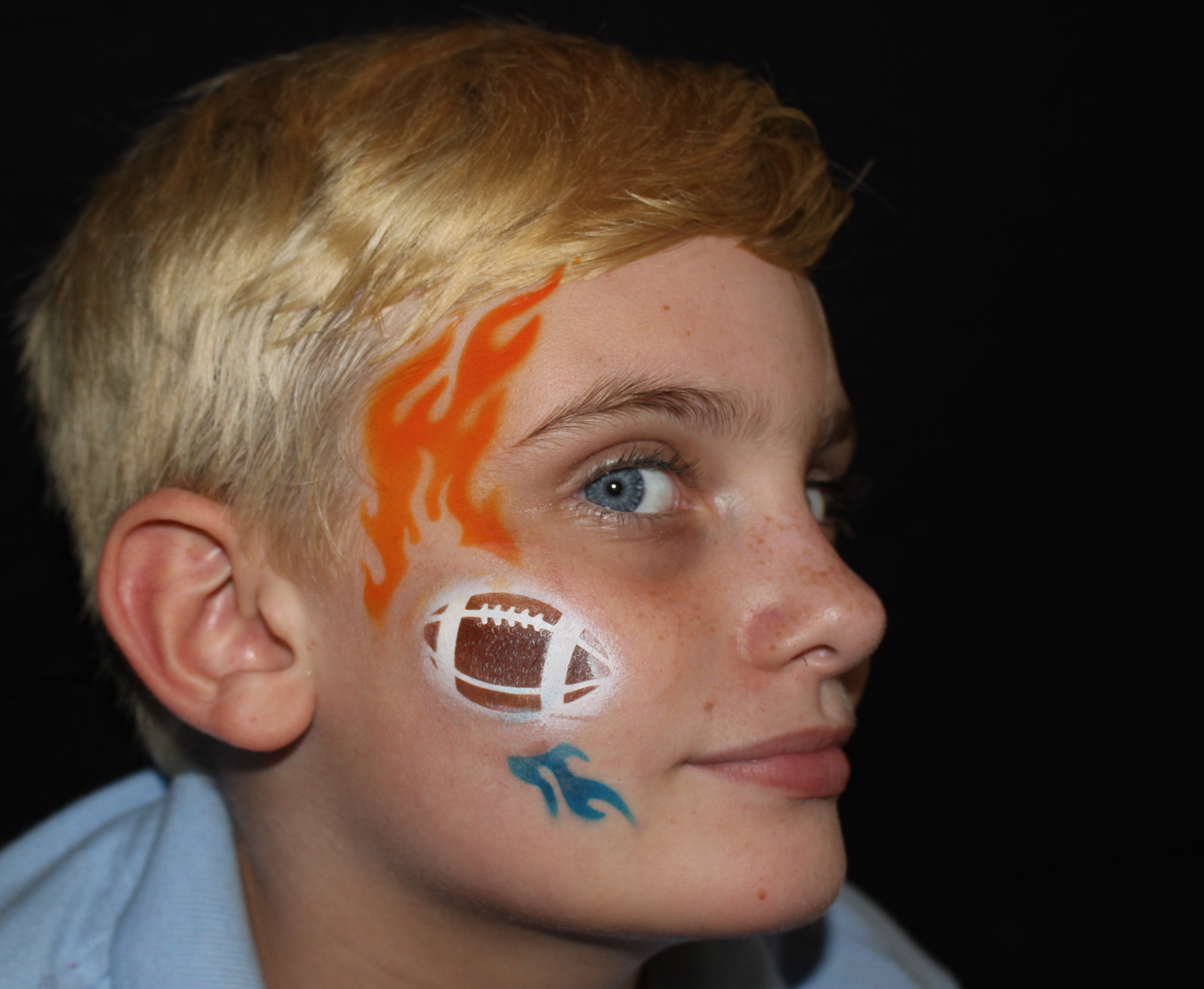 Flaming Football 2