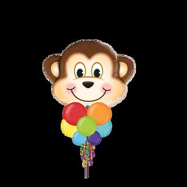 Jumbo Party Pole- Monkey