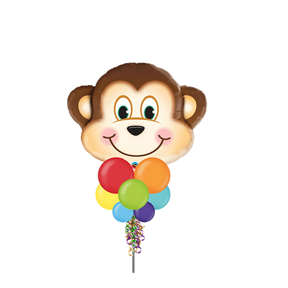 Jumbo Party Pole- Monkey