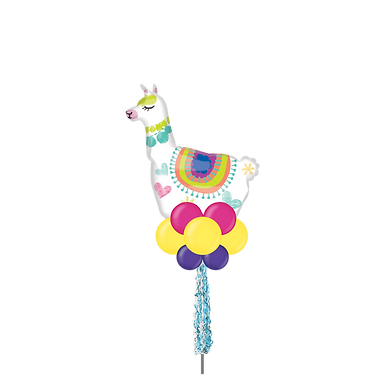 Jumbo Party Pole- Llama