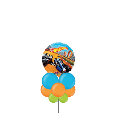 Hot Wheels Large Party Pole
