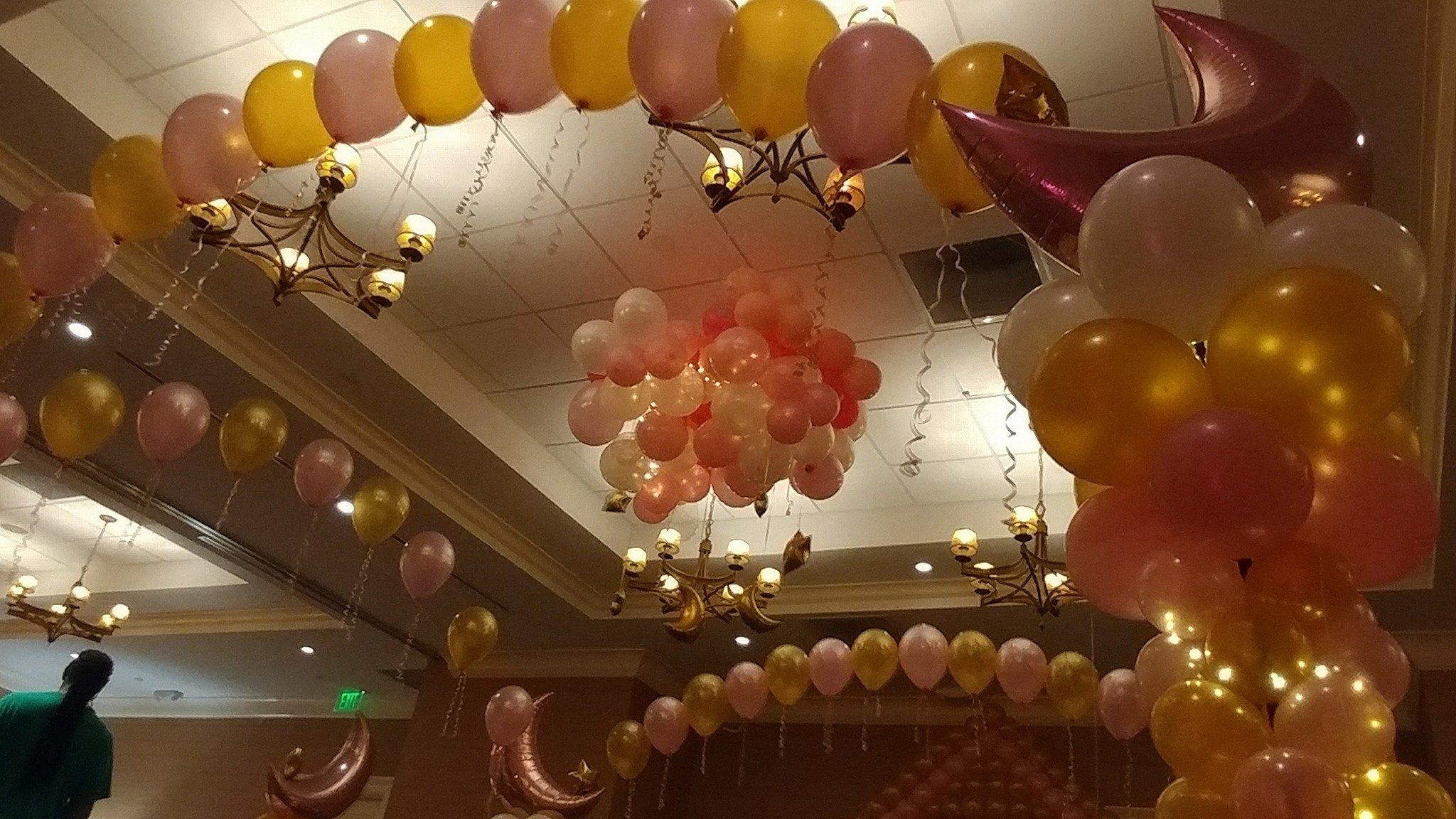 Helium Dance Floor
