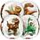 Thumbnail: Disney The Good Dinosaur Large Party Pole