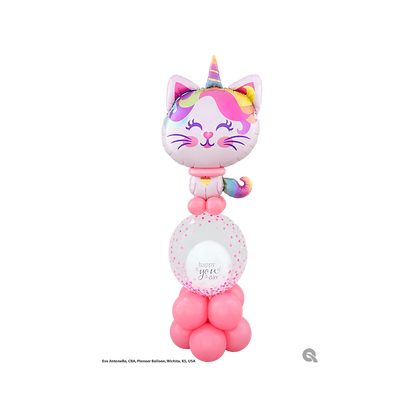 BirthdayStuffed Pop-A-Balloon Gift