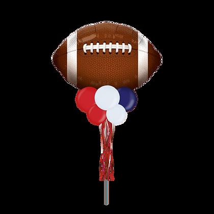 Jumbo Party Pole- Football