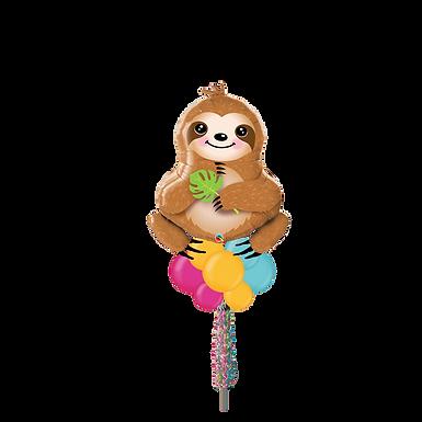 Jumbo Party Pole- Sloth