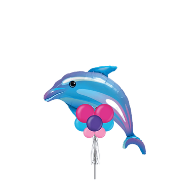 Jumbo Party Pole- Dolphin