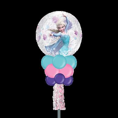 Frozen Bubble Party Pole