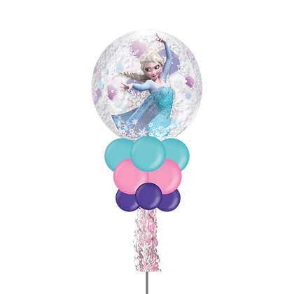 Frozen Bubble Party Pole
