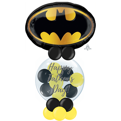 Father's Day Stuffed Pop-A-Balloon Gift