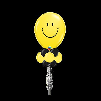 Jumbo Party Pole- Smiley