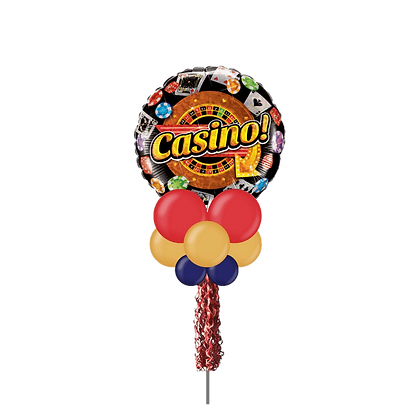 Large Party Pole- Casino